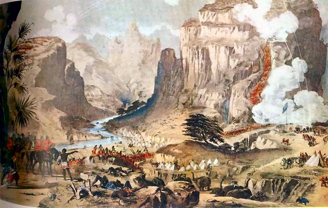 Wars of Africa: Military history of African wars including