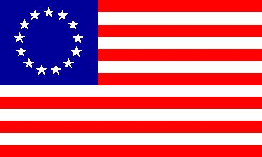 the famous BETSY ROSS flag
