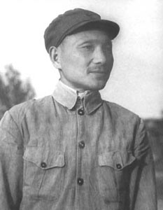 Deng Xiaoping during the civil war