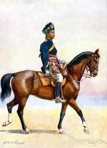 12th Bengal cavalry 1879