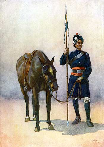 19th Bengal cavalry