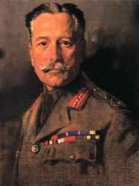 the still ultra - controversial Earl Douglas Haig, commander at the Somme 1916
