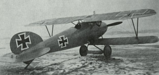 Albatros D53 fighter