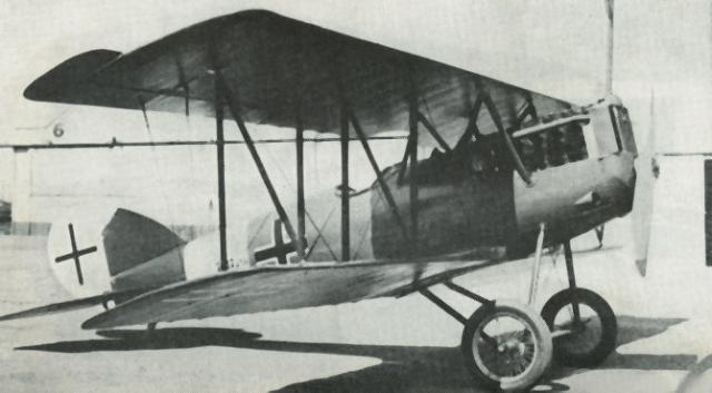 Pfalz D12 - 1 fighter
