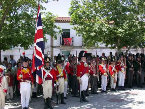 British infantry in Portugal 1808