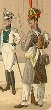 Saxin infantry 1810