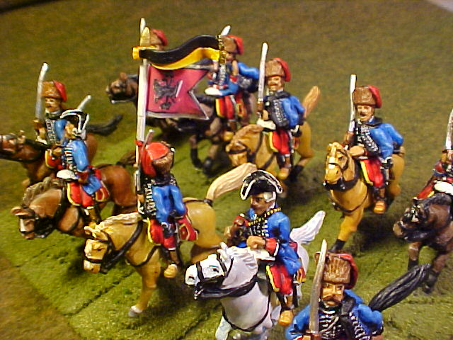 Pfalz Hussars of the 7 Years War