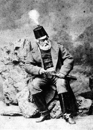 old soldier of 1848