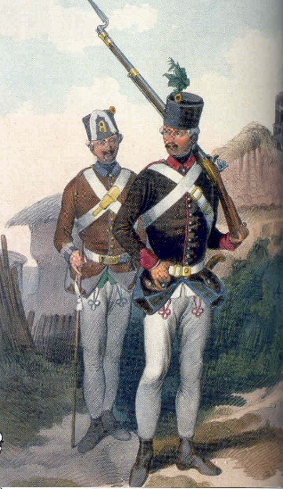 hungarian infantry 1788