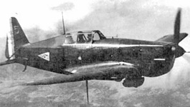 Morane Saulnier fighter of 1940