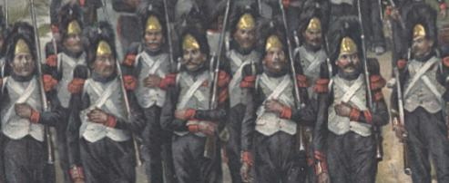 Old Guard 1815