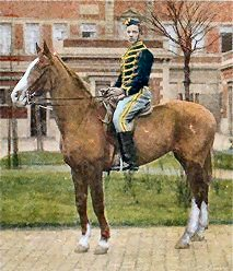 chasseur a cheval 1914