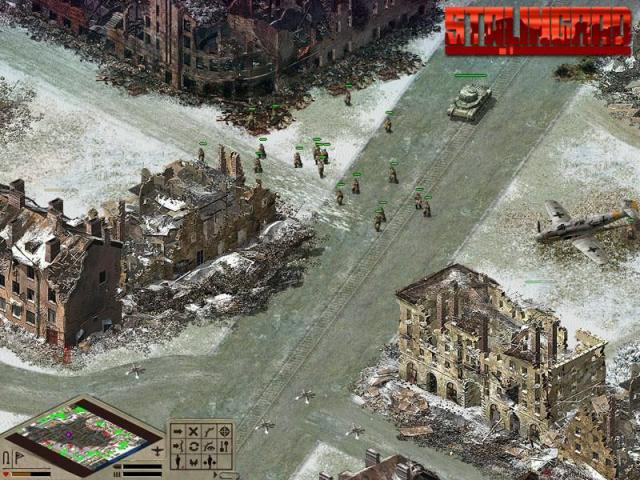 stalingrad disputed 1942