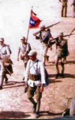 Communists enter the Shanhai Pass 1948
